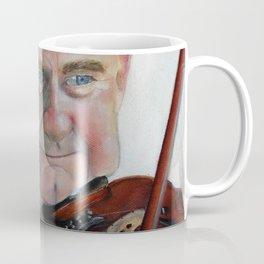 Violin Man Coffee Mug