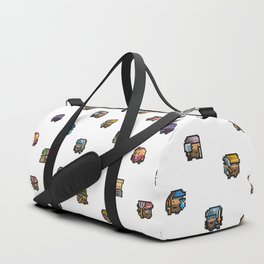 Dwarf Fortress Sprites by Spacefox Duffle Bag