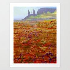 arizoner Art Print