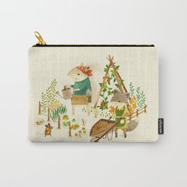 Critters: Summer Gardening Carry-All Pouch