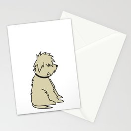 Mop Dog Stationery Cards