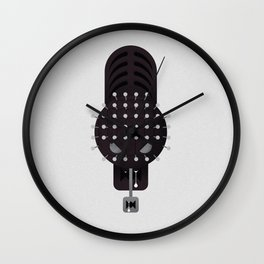 Alien / Pinhead Wall Clock