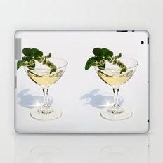 Peppermint Martini Laptop & iPad Skin