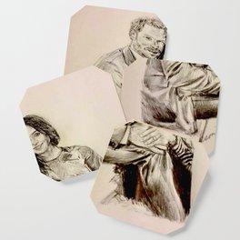 Meghan Markle & Prince Harry Coaster