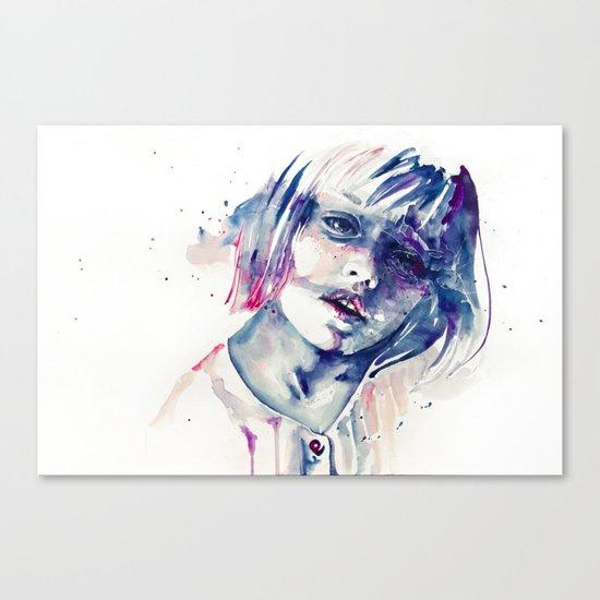 Chartreuse Canvas Print