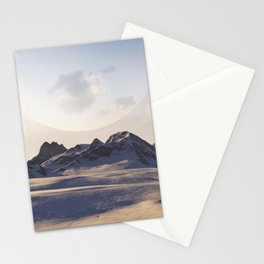 #Transitions XXIX - Longing Stationery Cards
