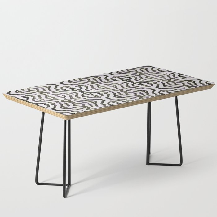 Black Coral Coffee Table