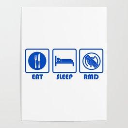 ESP: R Madrid Poster