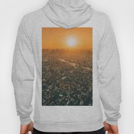 City and the sky Hoody