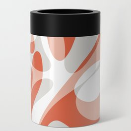 Coral Wave Can Cooler