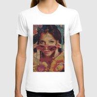 bianca T-shirts featuring Bianca by Yuri Torres Bertazolli