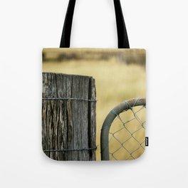 Summer Gate Tote Bag