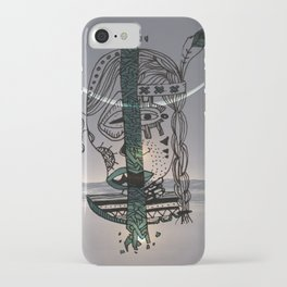 Indian Moon iPhone Case