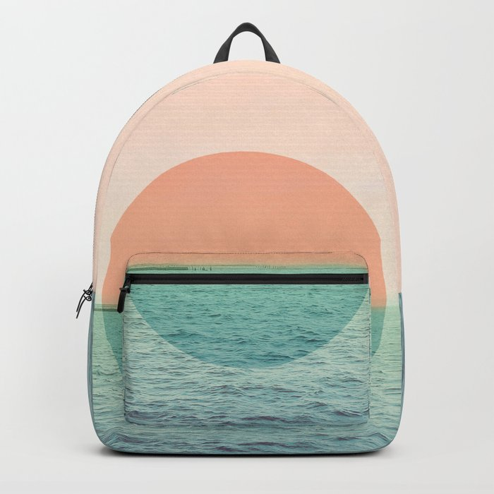 Because the ocean Backpack