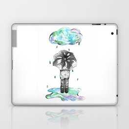 It's the Rain Laptop & iPad Skin