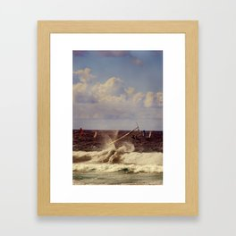 Hawaii Photos Framed Art Print