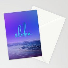 Aloha Stationery Cards