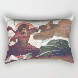 Avatar State Rectangular Pillow
