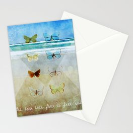 Free Indeed Stationery Cards