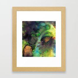 Dreams of the Forest Framed Art Print