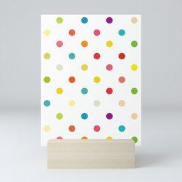 Dots of PRIDE Mini Art Print