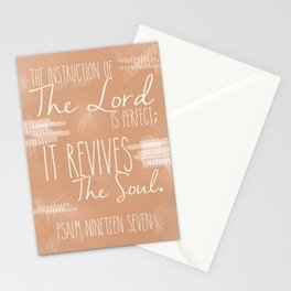 Psalm1927 Stationery Cards