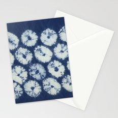 Shibori six Stationery Cards