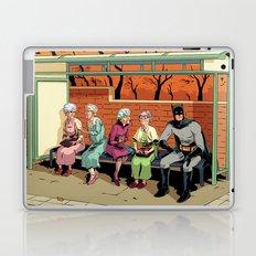 Nanna nanna bat man Laptop & iPad Skin