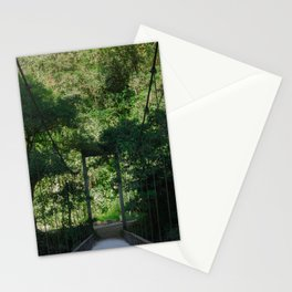 Bridge to Machupicchu Stationery Cards