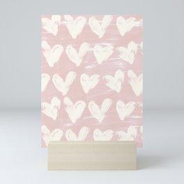 Hearts-Rose Mini Art Print