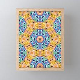 Mexico, Olé! Framed Mini Art Print
