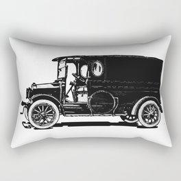 Old car 7 Rectangular Pillow