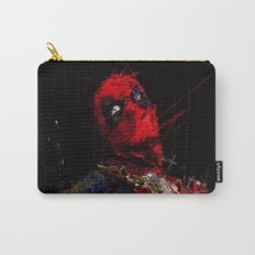 Hero with merc mouth Carry-All Pouch