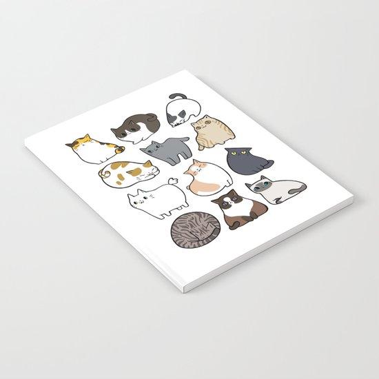 Cats Cats Cats Notebook