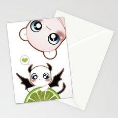 Kawaii Monster  Stationery Cards