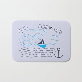Forward Bath Mat
