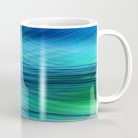 data Mugs featuring data flow by hannes cmarits (hannes61)