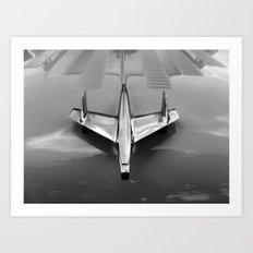 'Flight' Art Print