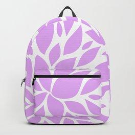 Bloom - lavender Backpack