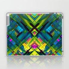 Colorful digital art splashing G467 Laptop & iPad Skin