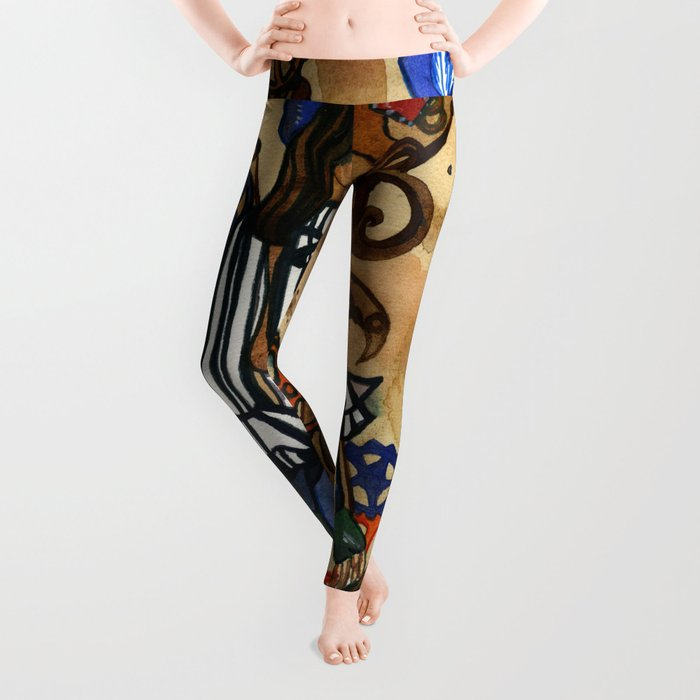Steampunk Fairy Leggings
