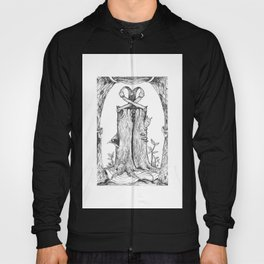 Haunted Clothing- The Eternal Wooden Pants Hoody