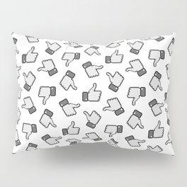 Like Me Pattern Pillow Sham