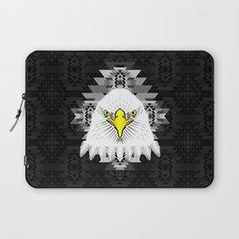 Geometric Eagle Laptop Sleeve