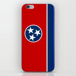 State flag of Tennessee, HQ image iPhone Skin
