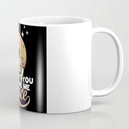 Give Me More Space Coffee Mug