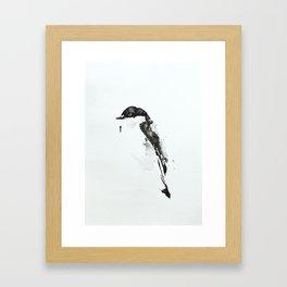 Birdie ii Framed Art Print