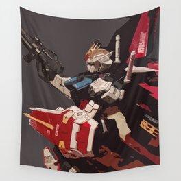 Gundam Aile Strike Digital Painting Wall Tapestry