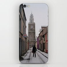 Guesthouse Christmas  iPhone & iPod Skin