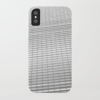 gray pattern iPhone & iPod Cases featuring Gray Pattern by theGalary